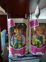 bonecas várias roupas foto 1
