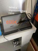 Só a tablet E a aparelhagem foto 1