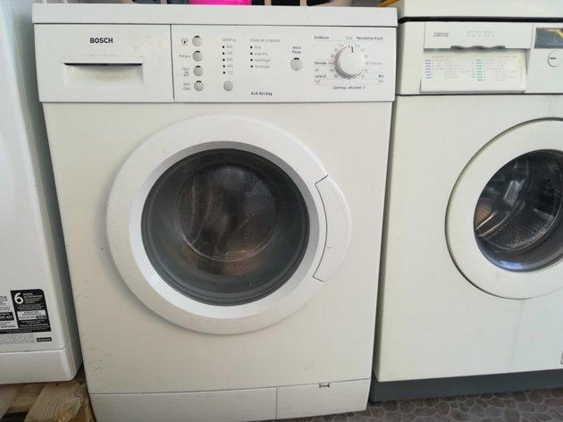 Máquina lavar Roupa Bosch foto 1