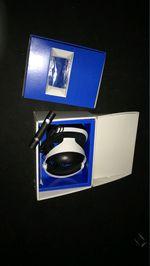 PS4 VR+Câmera foto 1