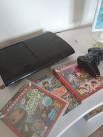 PlayStation 3  Comando Três jogos Garregador foto 1