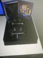 Vendo PS4 com 2 comandos(+ GTAV) foto 1