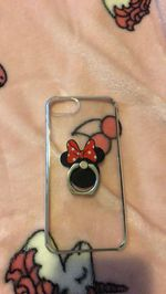 Capa Minnie IPhone 7 foto 1