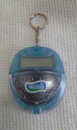 Porta chaves calculadora Nestlé foto 1