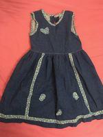 Vestido menina foto 1