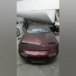 Mazda MX-5 NA 1.6 116cv c/ HardTop foto 1