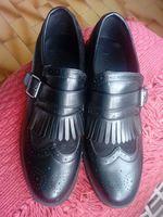 Sapatos mulher, n°38, pretos. foto 1
