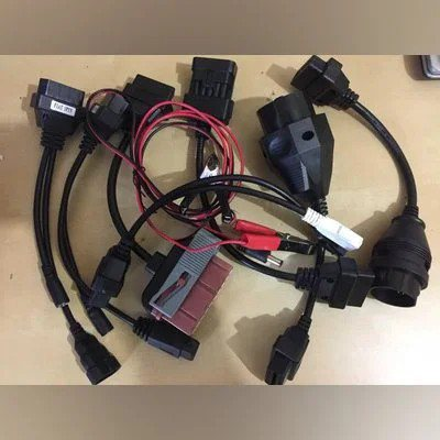 Obd eobd kit de 8 cabos diagnóstico auto foto 1