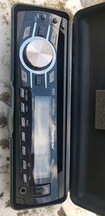 Rádio Pioneer cd/usb foto 1