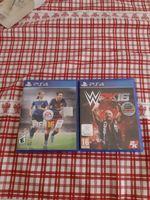 Jogos PS4 : -> W2K16 = 25,00€ FIFA16=15,00€ foto 1