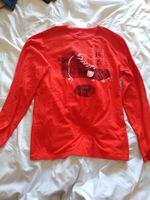 Camisola vermelha de Gap nova mas sem etiqueta foto 1