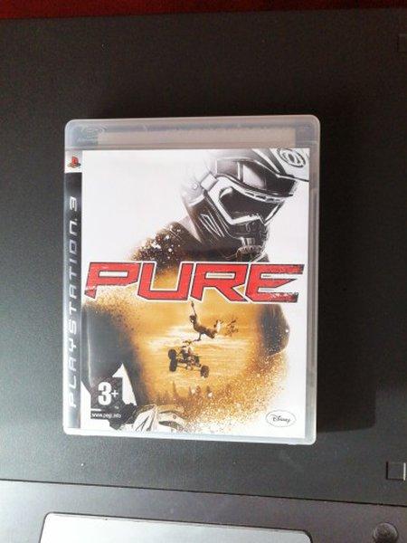 Jogo Pure PS3 foto 1
