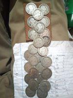 Moedas de 50 centavos foto 1