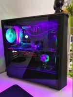 PC GAMING - RYZEN 7 2700X + GTX 1080 foto 1