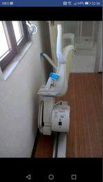 Cadeira elevatória Egiro foto 1