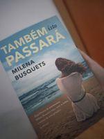 """Livro """"Também isto passará"""" de Milena Busquets foto 1"""