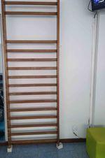 Barras de parede simples em madeira(tipo sueco) foto 1