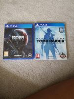 Jogos ps4- mass effect e rise of the tomb raider foto 1
