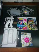 Wii com tudo incluído foto 1
