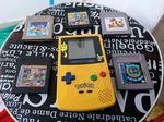 Gameboy color Pikachu foto 1