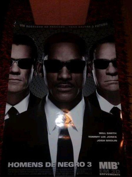 """Poster """"Homens de Negro 3"""" foto 1"""
