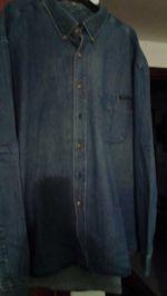 Camisa ganga XXL unisexo foto 1