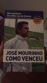 Livro José Mourinho  Nos bastidores do chelsea foto 1