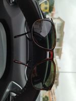 Óculos marca persol  pequenos riscos lentes foto 1