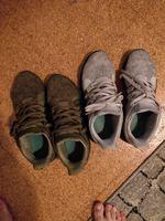 Tênis adidas tamanho 41,5 foto 1