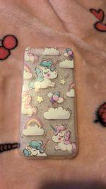 Capa Unicórnios IPhone 7 foto 1