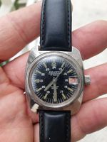 Relógio cauny submarino a funcionar foto 1