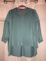 Camisa azul Mango S (oversize) foto 1