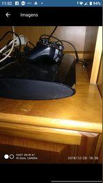 Estou a vender uma PS3 super Slim 2012 com jogos foto 1