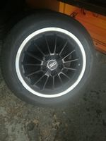 Rodas completas com pneus Pirelli. Pouco uso. Cali foto 1