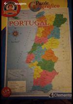 Puzzle mapa de Portugal completo foto 1