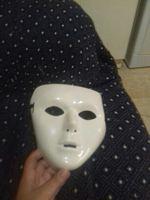 Mascara para o carnaval foto 1