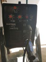 Vendo máquina de soldar semi-automática foto 1