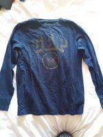 Camiso azul escura de Gap nova foto 1