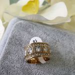 Lindíssimos anéis em Aço Inoxidável foto 1