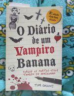 O diário de um vampiro banana foto 1