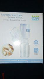 Bomba tira leite eléctrica foto 1