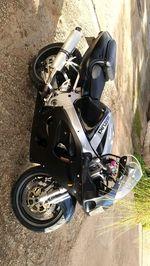 moto Suzuki gsx 750c ano 2000 foto 1