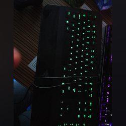 Gostaria de vender teclado Razer DeathStalker foto 1