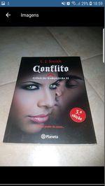 Livro conflito foto 1