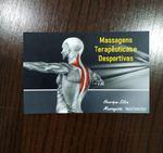 Massagens desportivas, terapeuticas e relaxamento foto 1