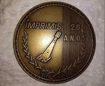 Medalha Imprimus foto 1