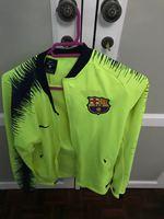 Casaco da Nike do Barcelona foto 1