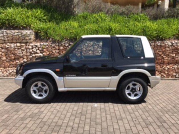 Suzuki vitara JLX 1.9 TD foto 1