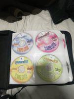 Coleção de karaoke  256 DVD's de karaoke originais foto 1