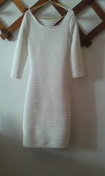 Vestido branco foto 1